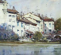 joseph zbukvic watercolors - Buscar con Google
