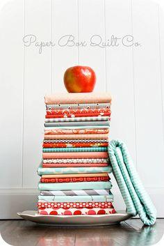 February Fabric Stash Friday