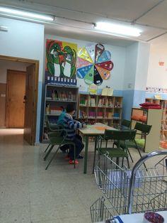 Trabajando e investigando en nuestra biblioteca