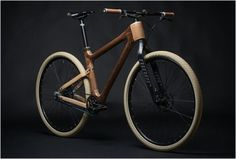ANALOGONE ONE BICYCLE BY GRAINWORKS - http://www.gadgets-magazine.com/analogone-one-bicycle-grainworks/
