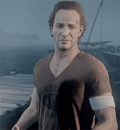 Uncharted 4 A Thief's End ~ Samuel Drake. My babe