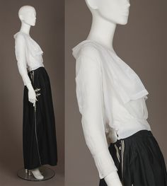 Blouse and Skirt 1910