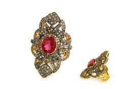 Wedding rings- nizam diamond jewellery ring