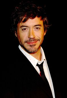 Robert Downey Jr... I dreamt about him all night last night. He said he was too old for me, but I convinced him otherwise ;)