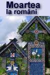 Moartea la români