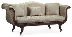 Port Eliot Sofa - traditional - sofas - Baker Furniture