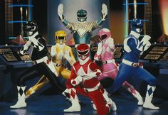 Alguém aí pediu por um reboot de Power Rangers no cinema? #FFCultural #FFCulturalArte