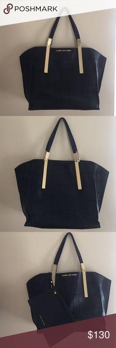 Z SPOKE ZAC POSEN HANDBAG ZAC Posen handbag! In great outer conditions. Leather inner lining. A few stains in the inner lining. Z Spoke by Zac Posen Bags Satchels