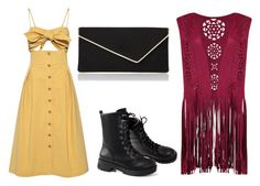 """""""♡"""" by iojikxamiak ❤ liked on Polyvore featuring Sea, New York and L.K.Bennett"""