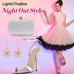 Join our Lightinthebox Night Out Style Facebook group to enjoy great deal coupons and giveaways!