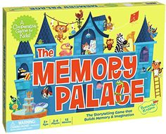 Peaceable Kingdom The Memory Palace Cooperative Game for Kids Peaceable Kingdom http://www.amazon.com/dp/B01CCIS5JK/ref=cm_sw_r_pi_dp_R1tdxb0GKN6C2