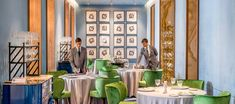 A spate of new restaurants have opened in Madrid and old favorites have been rebooted, making for a lively gastronomic scene in Spain's capital. Madrid Restaurants, Travel Tips, Frame, Candles, Places, Home Decor, Restaurants, Sisters, Picture Frame
