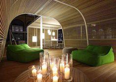 Paola Lenti outdoor interior design