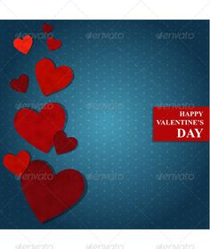 Buy Red Hearts by johnny-ka on GraphicRiver. Vector illustration with red hearts by Valentines Day Valentines Day Dinner, Valentine Day Cards, Club Parties, Red Hearts, Valentine's Day Diy, Vector Graphics, Invitations, Seasons, Flyers
