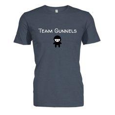 "Matt is a special ninja. Join ""Team Gunnels"" today!"