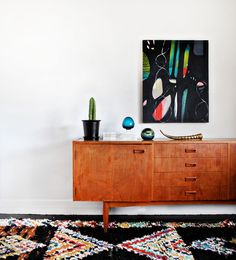 Carly Williams Art x Joy Design Co. Photography Tania Savage