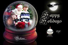 Happy Holidays... ☃