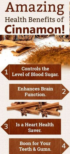 Amazing Health Benefits of Cinnamon that You Must Know – Medi Idea