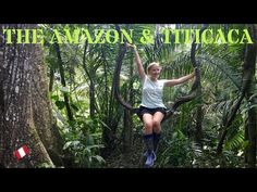 This video is the second of a few legs. See Ren explore the depths of the Peruvian Amazon, the Cathedral city of Cusco, and see the beauty of Lake Titicaca.  The Vlog is about Ren's adventures and misadventures as she explores different places and horizons.  Music: Sleepless by Flume