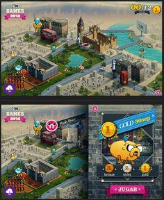 http://www.behance.net/gallery/CN-Games-2012/4233307