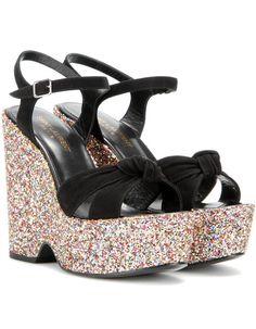Chaussures de soirée Saint Laurent