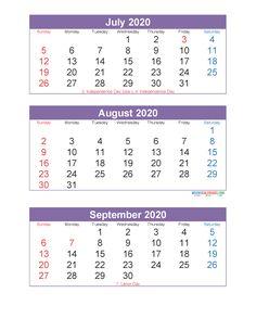 3 Month Calendar 2020 Printable April May June Printable – Free Printable 2020 Monthly Calendar with Holidays 3 Month Calendar, Printable Calendar 2020, September Calendar, Photo Calendar, Calendar Templates, Business Calendar, Business Journal, April May, June