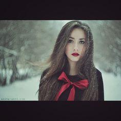 Red bow by AnitaAnti.deviantart.com on @deviantART