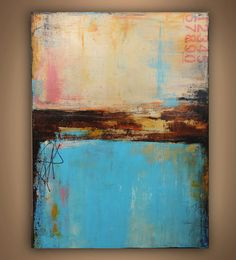 Dockside 37 by erinashleyart on Etsy, $589.00