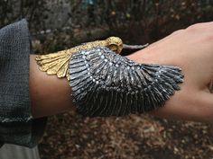 Jewelry Diamond : hummingbird cuff bracelet