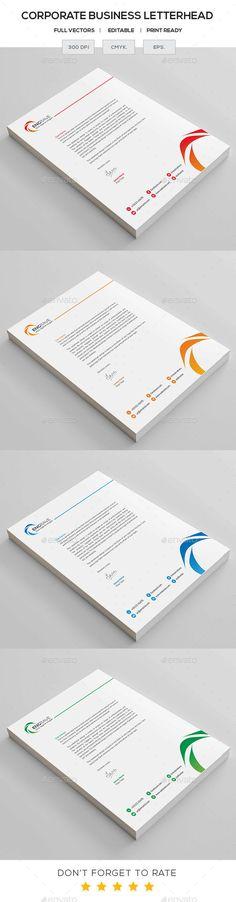 Letterhead Letterhead and Stationery printing - letterhead format word