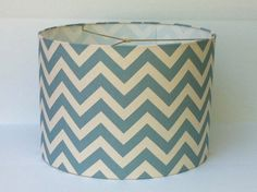 Hey, I found this really awesome Etsy listing at https://www.etsy.com/listing/87674741/drum-lamp-shade-lampshade-in-blue-and