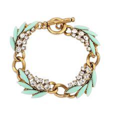 Pulsera Fashion Statement http://www.beads.us/es/producto/Pulsera-Fashion-Statement_p250731.html?Utm_rid=163955
