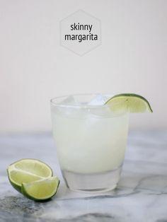 skinny margarita rec