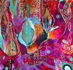 flora bowley art