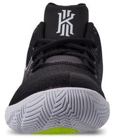 0224ffdf547 Nike Men s Kyrie Flytrap Ii Basketball Sneakers from Finish Line - Black  11.5 Basketball Sneakers