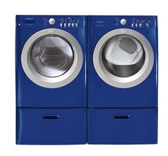 WIN a Frigidaire Front Load Washer and Dryer