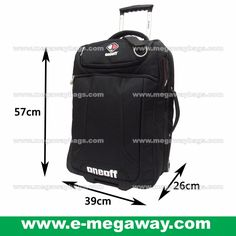 #Petroff #Black #Holiday #Gear #Duffel #Roller #Bag #Business #Travel #Wheeled #Luggage #Rolling #Trolley #Expedition #Outfit #Trip #Airline #Ski #Surf #Snow #Flight #Duffle #Megaway #MegawayBags #CC-1407-2159 #旅行袋 #輕便 #行李袋 #旅行箱 on Carousell