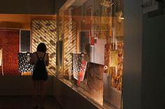 Un tour au Musée de l'Impression sur Etoffes de Mulhouse