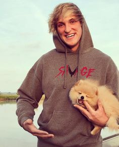 Logan paul is a big inspiration to me Logan Paul is a bloger for youtube you should check it out if you do not know him