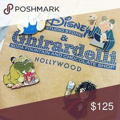 Disney Pin Trader Delight Pins Rare limited edition Disney pins! Accessories