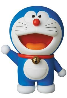 Doraemon, Stand by Me version, #toy #plastic_figure #vinyl_toy by Fujiko Pro Shogakukan, by Medicom Toy
