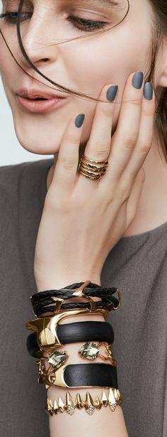 Alexis Bittar Bracelets Stacked Bracelets