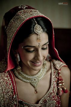 Punjabi Bride | Photo by Uppal Media
