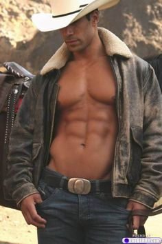 Hot Cowboys : theBERRY