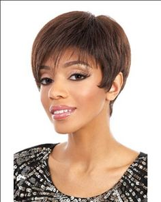 Motown Tress Human Hair Wig H. Bonita by Motown Tress. $37.95. H-Bonita by Motown Tress is a sleek boycut with a side skin part and made from 100% human hair. Motown Tress has one of the most extensive collections of ebony wigs and hairpieces on the market today. Their products are designed with over 36 years of experience and follow the latest African American hair trends.