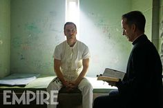 NEW STILL♢Exclusive: new look at Michael Fassbender in Assassin's Creed | News | Movies - Empire