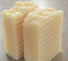 Head-to-Toe Shampoo Bar  (links to a recipe with an olive oil base!)