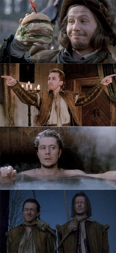 Rosencrantz & Guildenstern Are Dead (1990, dir. Tom Stoppard) ~ Cannot belive I haven't seen this movie yet!