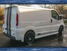 Vauxhall Vivaro SWB Side Skirts