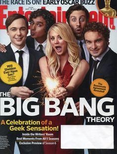 The Big Bang Theory Entertainment Weekly